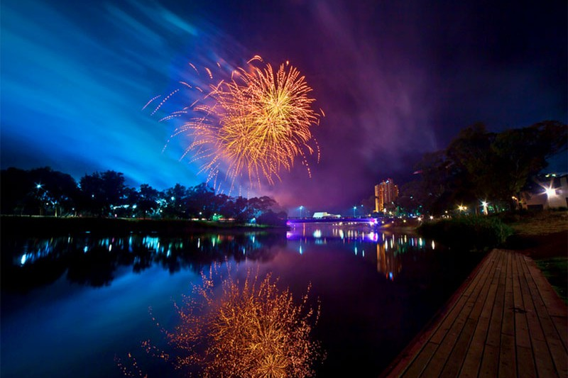 fireworks 634840